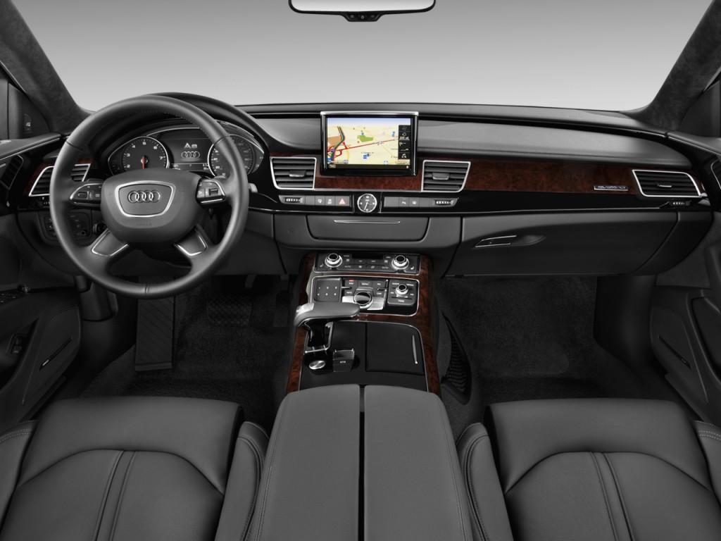 Image 2011 Audi A8 L 4 Door Sedan Dashboard Size 1024 X