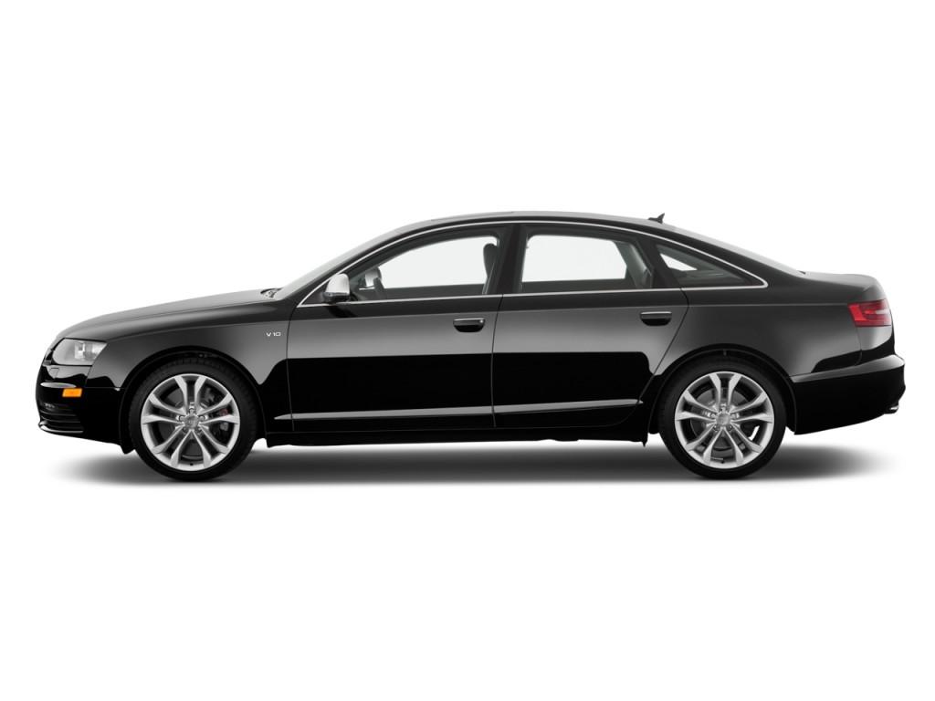 image 2011 audi s6 4 door sedan prestige side exterior. Black Bedroom Furniture Sets. Home Design Ideas