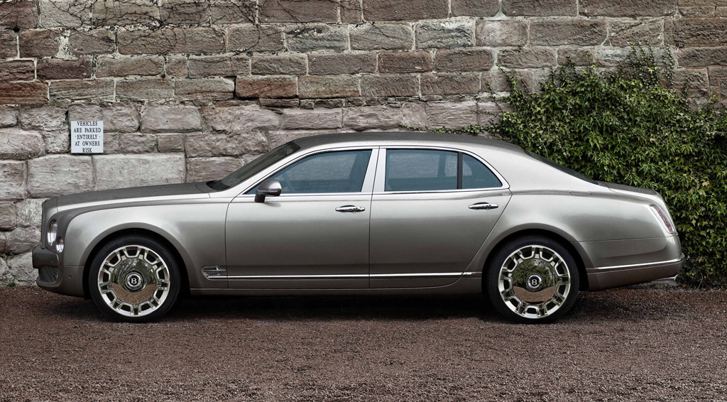Preview: 2011 Bentley Mulsanne