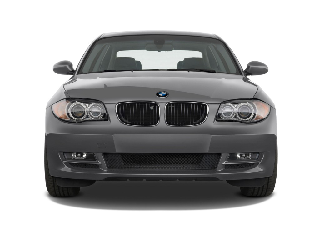 Image 2011 Bmw 1 Series 2 Door Coupe 128i Front Exterior View Size 1024 X 768 Type Gif