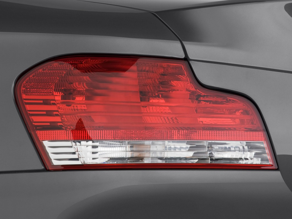 Image 2011 Bmw 1 Series 2 Door Coupe 128i Tail Light