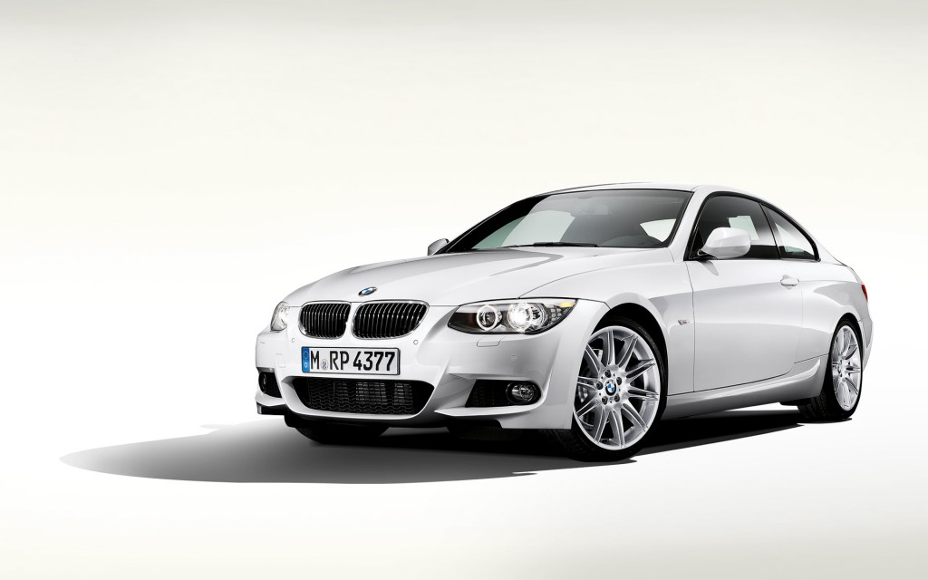 Best Family Luxury Coupes: BMW 3-Series