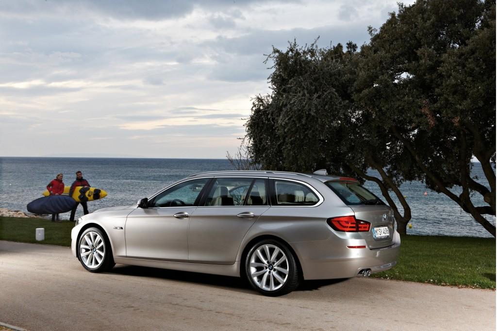 Video: BMW Over a Ferrari? Bavarians Have Lots of Chutzpah