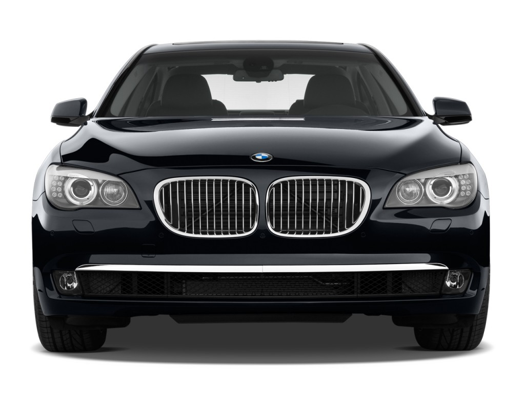 image 2011 bmw 7 series 4 door sedan 750i rwd front. Black Bedroom Furniture Sets. Home Design Ideas