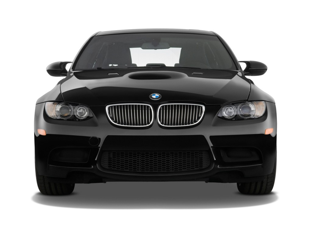 2011 BMW M3 4-door Sedan Front Exterior View