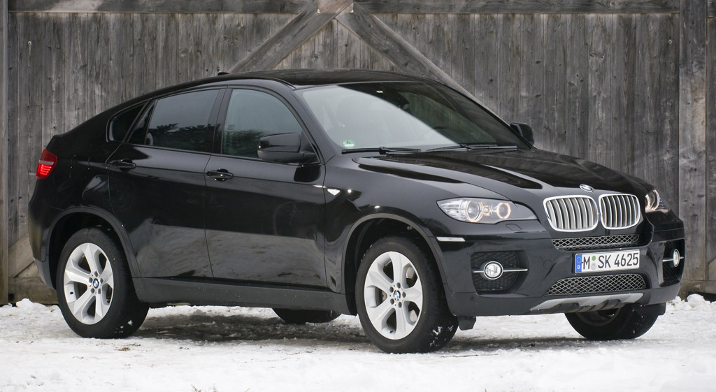 Bmw X6 Gets Optional Fifth Seat