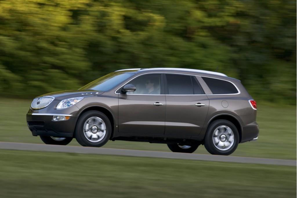 2011 Buick Enclave: Driven