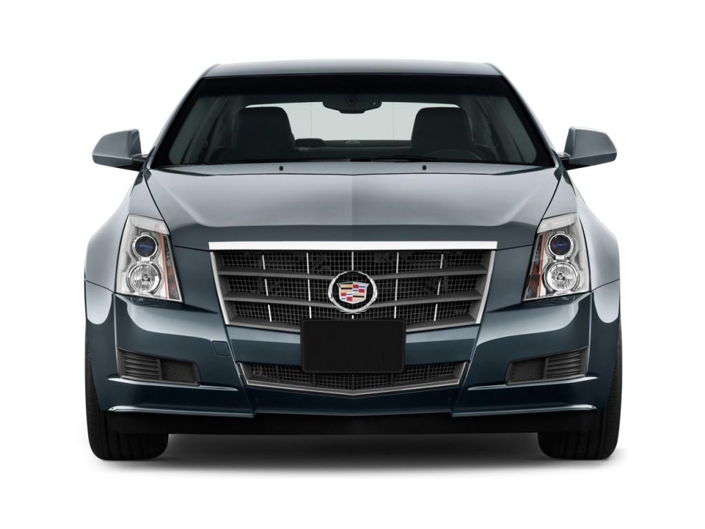 2011 Cadillac CTS Sedan 4-door Sedan 3.0L RWD Front Exterior View