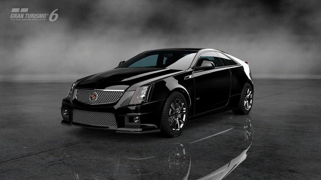 image 2011 cadillac cts v coupe gran turismo 6 size 1024 x 576 type gif posted on. Black Bedroom Furniture Sets. Home Design Ideas