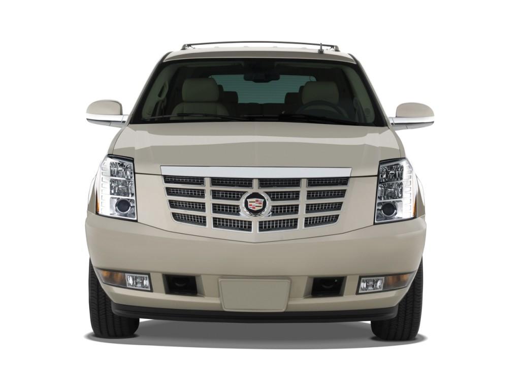 Image: 2011 Cadillac Escalade AWD 4-door Base Front ...