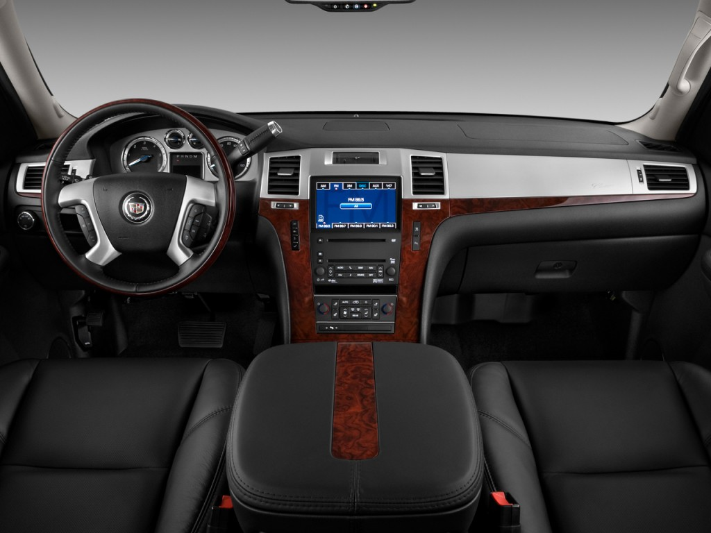 Image 2011 Cadillac Escalade Esv Awd 4 Door Base Dashboard Size 1024 X 768 Type Gif Posted