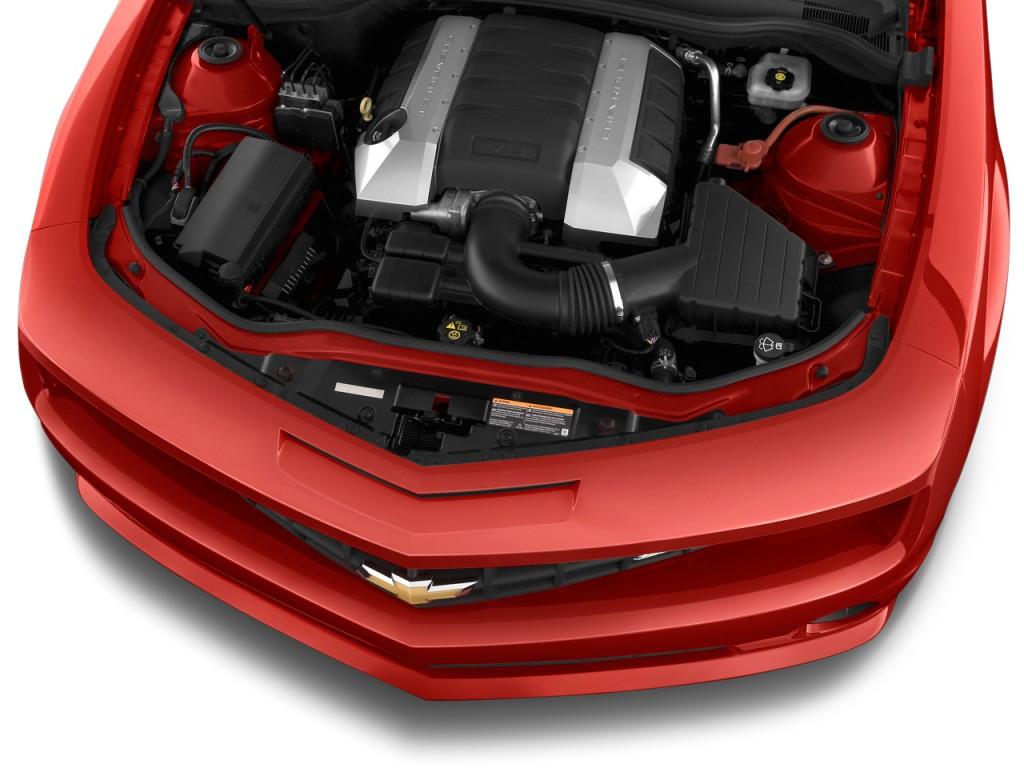 2011 Chevrolet Camaro 2-door Coupe 2SS Engine