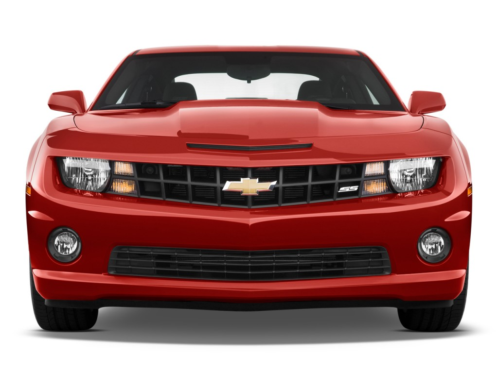 2011 Chevrolet Camaro 2-door Coupe 2SS Front Exterior View