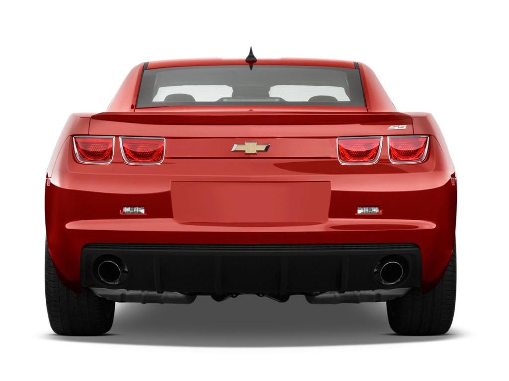 image 2011 chevrolet camaro 2 door coupe 2ss rear. Black Bedroom Furniture Sets. Home Design Ideas