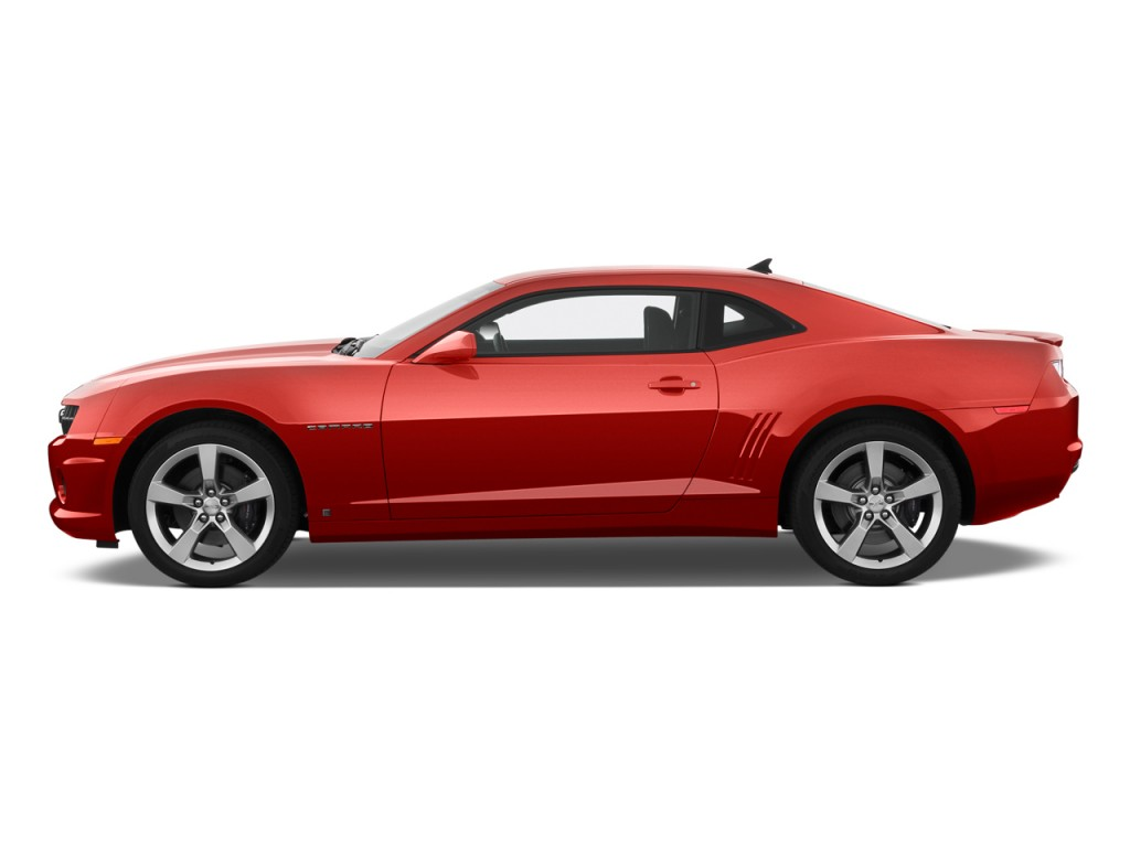 Image 2011 Chevrolet Camaro 2 Door Coupe 2ss Side