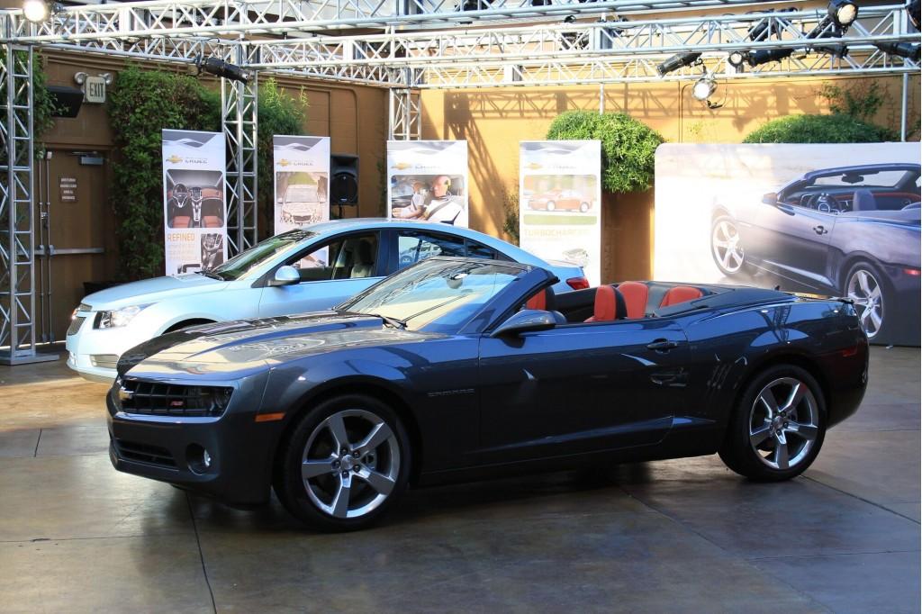 2011 Chevrolet Camaro Convertible live photos