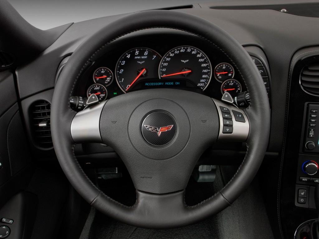 Image 2011 Chevrolet Corvette 2 Door Coupe W 4lt Steering