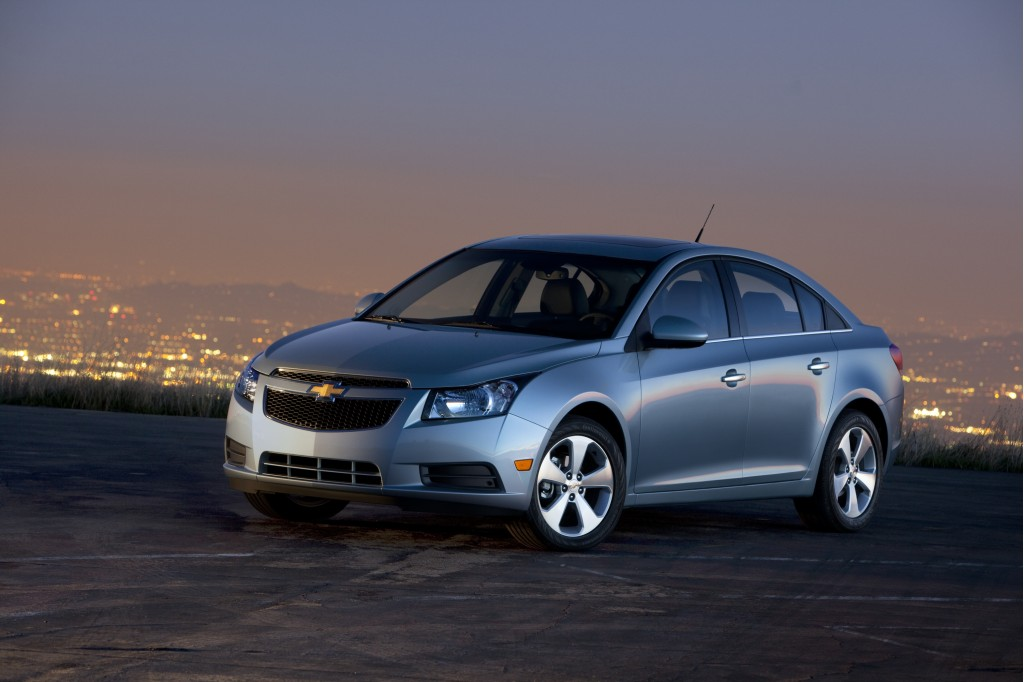 GM Sales Up 70 Percent in February – Led by Cruze, Regal, Silverado HD, CTS
