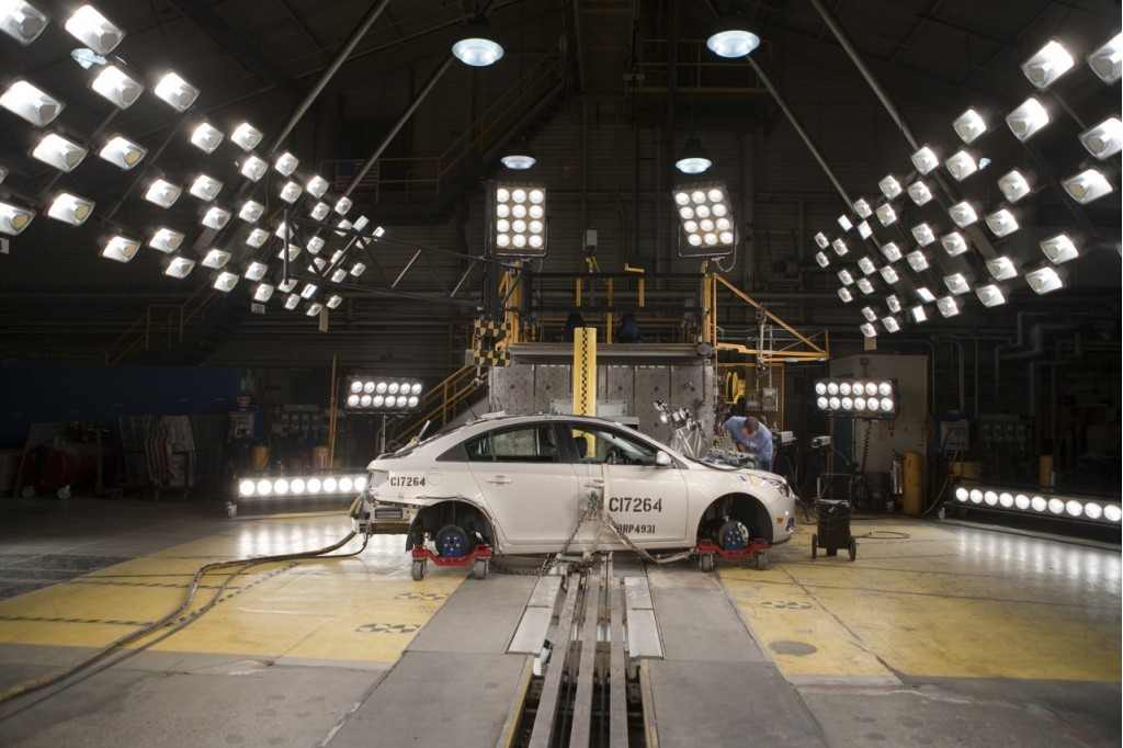 New Crash-Test Ratings: At First Look, Which Models Fare Best?