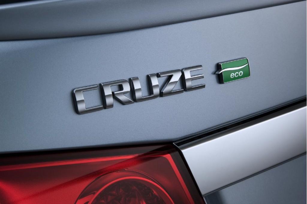 2011 Chevrolet Cruze Eco: Best Highway MPG Of Any Non-Hybrid