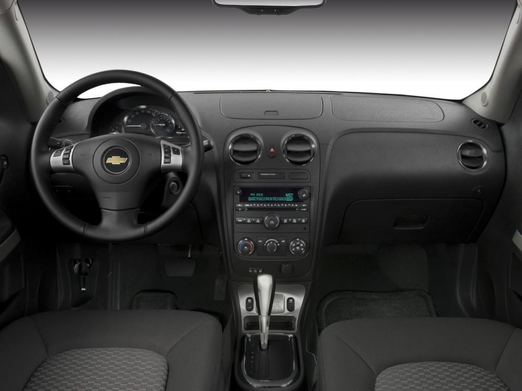 Image 2011 Chevrolet Hhr Fwd 4 Door Panel Ls Dashboard