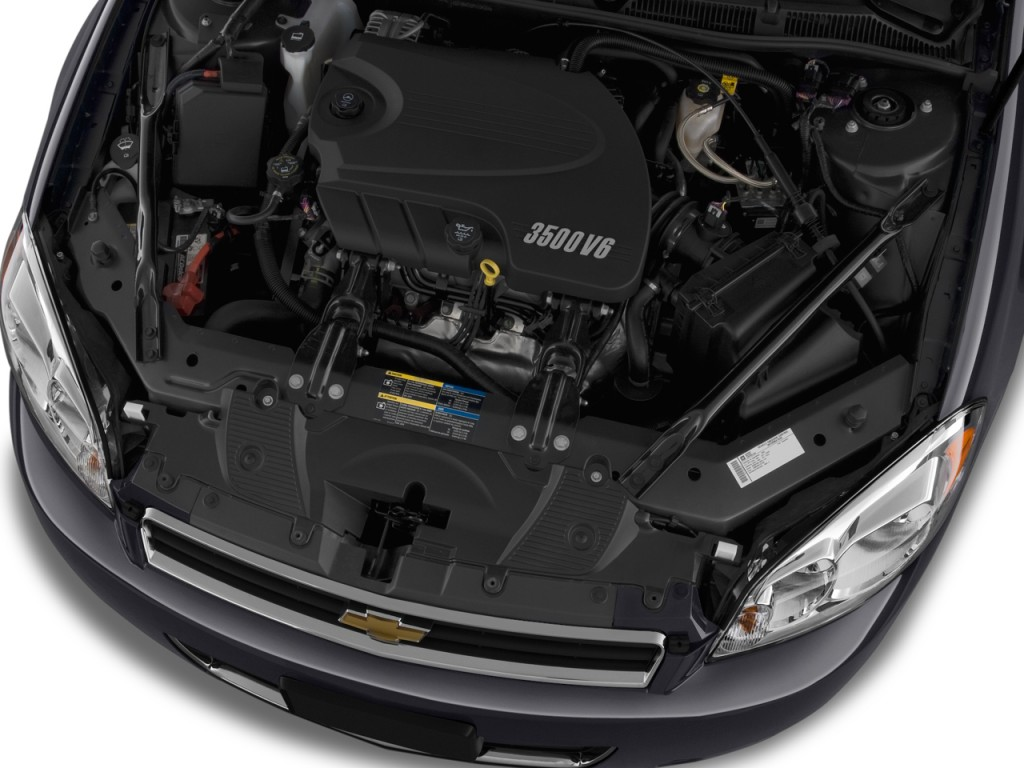 2011 Chevrolet Impala 4-door Sedan LS Retail Engine