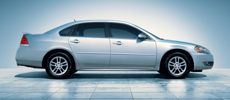 report chevy 39 s 2012 impala packs 302 horsepower. Black Bedroom Furniture Sets. Home Design Ideas