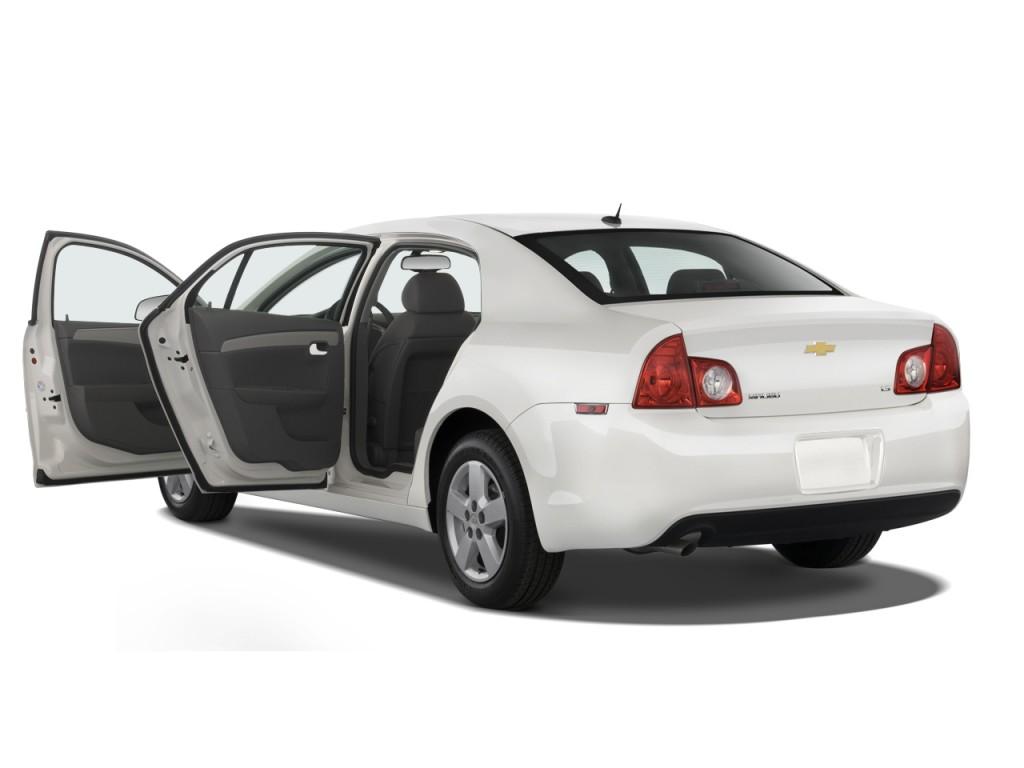 image 2011 chevrolet malibu 4 door sedan ls w 1ls open. Black Bedroom Furniture Sets. Home Design Ideas