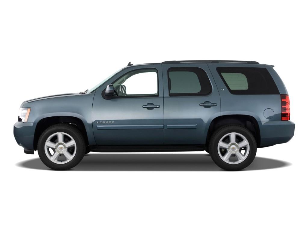2011 Chevrolet Tahoe 2WD 4-door 1500 LS Side Exterior View