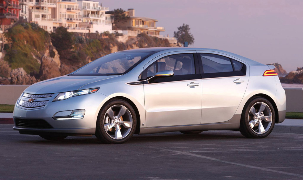 chevy volt official price announced 41 000 before rebates. Black Bedroom Furniture Sets. Home Design Ideas