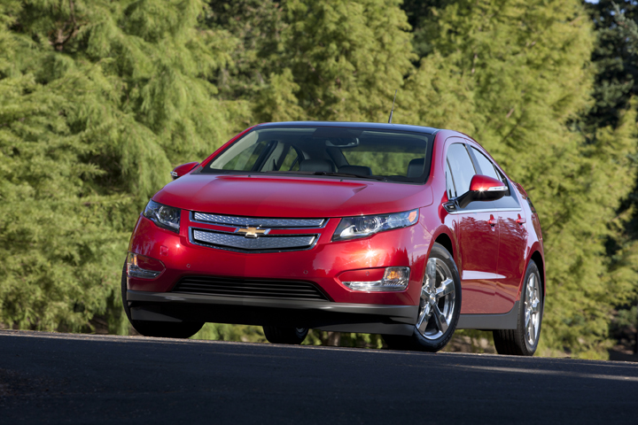 Chevy Volt Rebates, MINI Cooper Spy Shots: Today's Car News