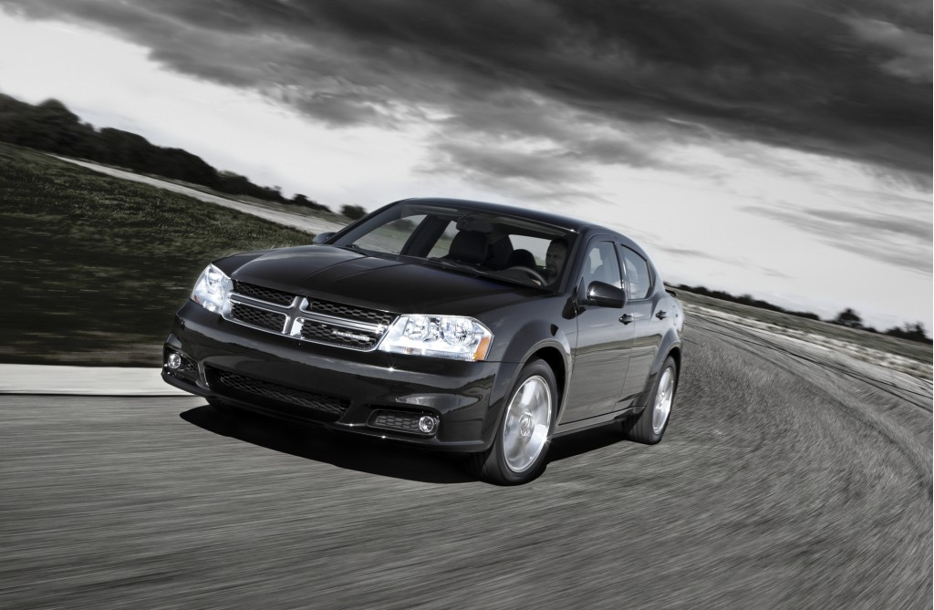 2011 Dodge Avenger Preview