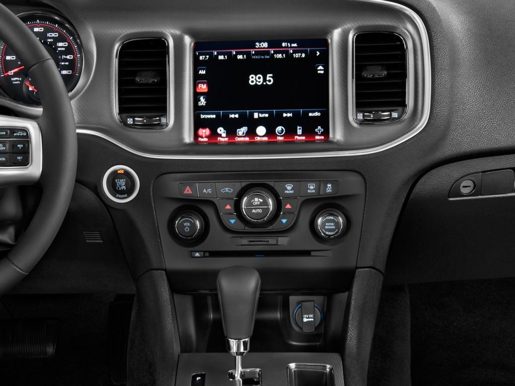 Image: 2011 Dodge Charger 4-door Sedan RT Max RWD ...