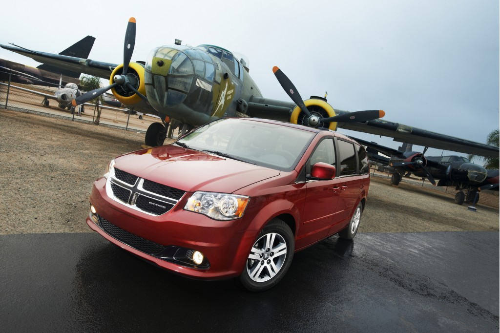2011 Dodge Grand Caravan Preview