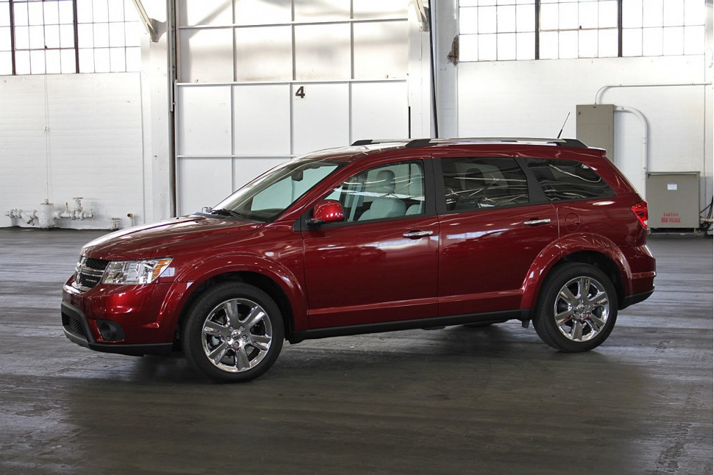 Play Hide And Seek, Win A 2012 Dodge Journey