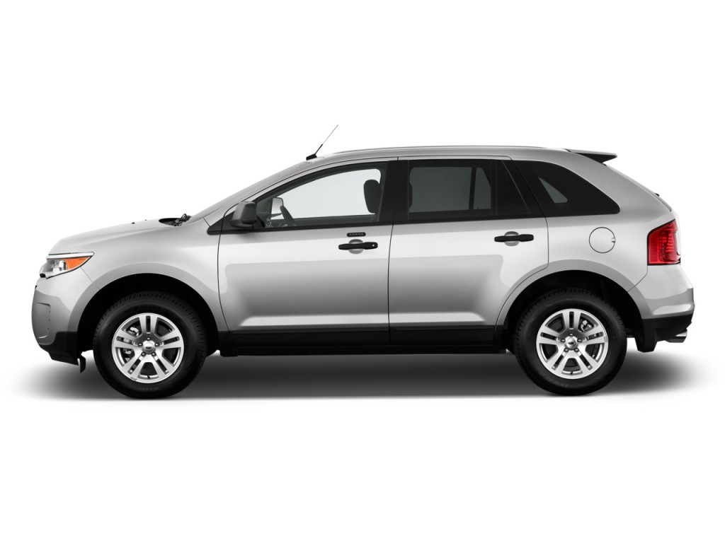 2011 Ford Edge 4-door SE FWD Side Exterior View