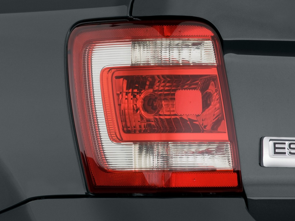 image 2011 ford escape fwd 4 door xlt tail light size. Black Bedroom Furniture Sets. Home Design Ideas