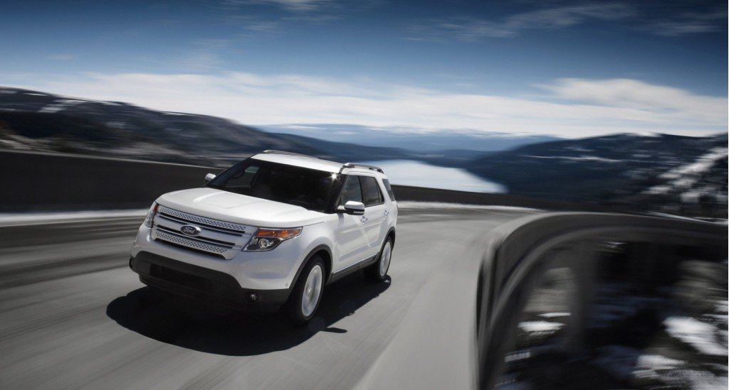 2011 Ford Explorer: New Age In Every Way
