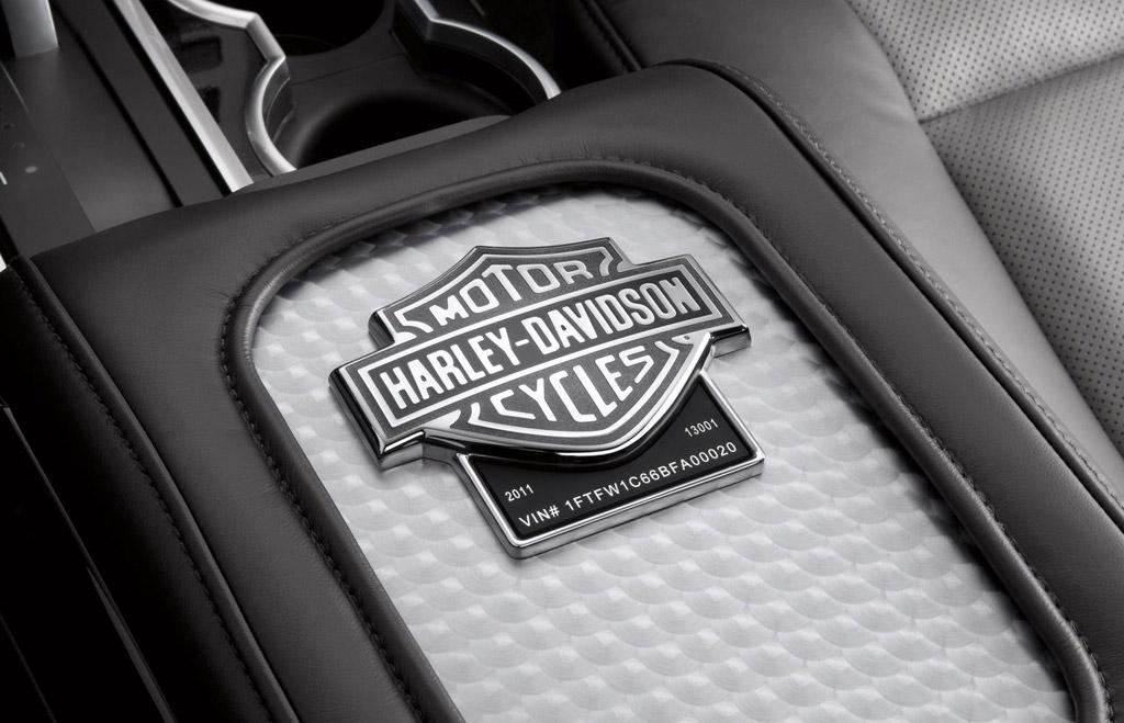 2011 Ford F-150 Harley-Davidson Edition