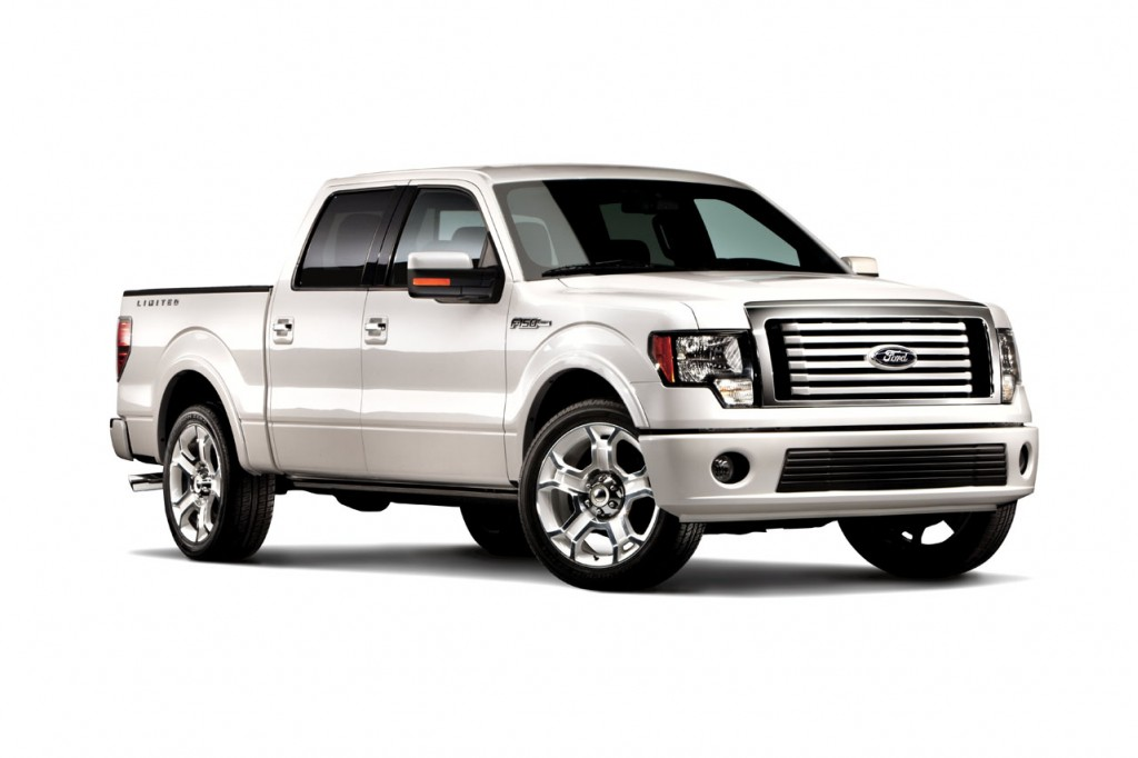 2011 Ford F-150 Limited