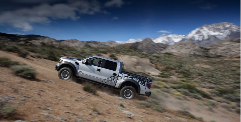 2011 Ford F-150 SVT Raptor CrewCab