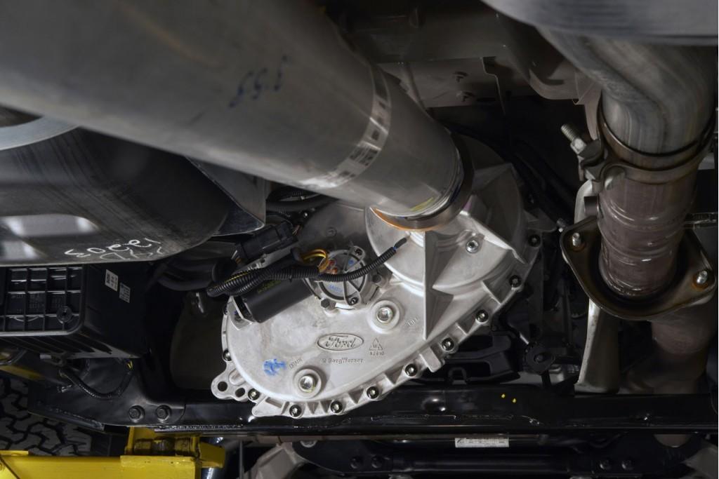 2011 Ford F-150 SVT Raptor CrewCab