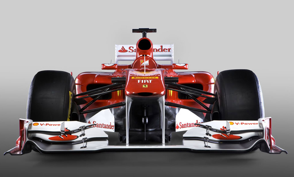 Ferrari Changes F1 Car Name To 'F150th Italia' After Ford Suit
