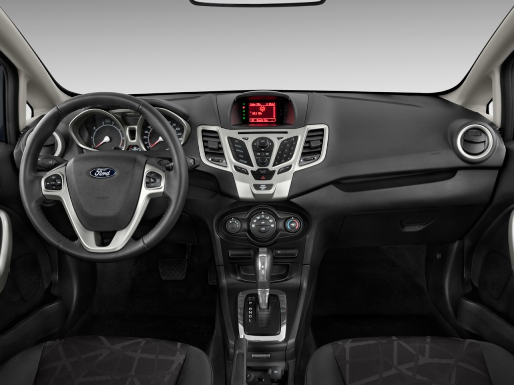Image 2011 Ford Fiesta 4 Door Hb Ses Dashboard Size 1024 X 768 Type Gif Posted On August
