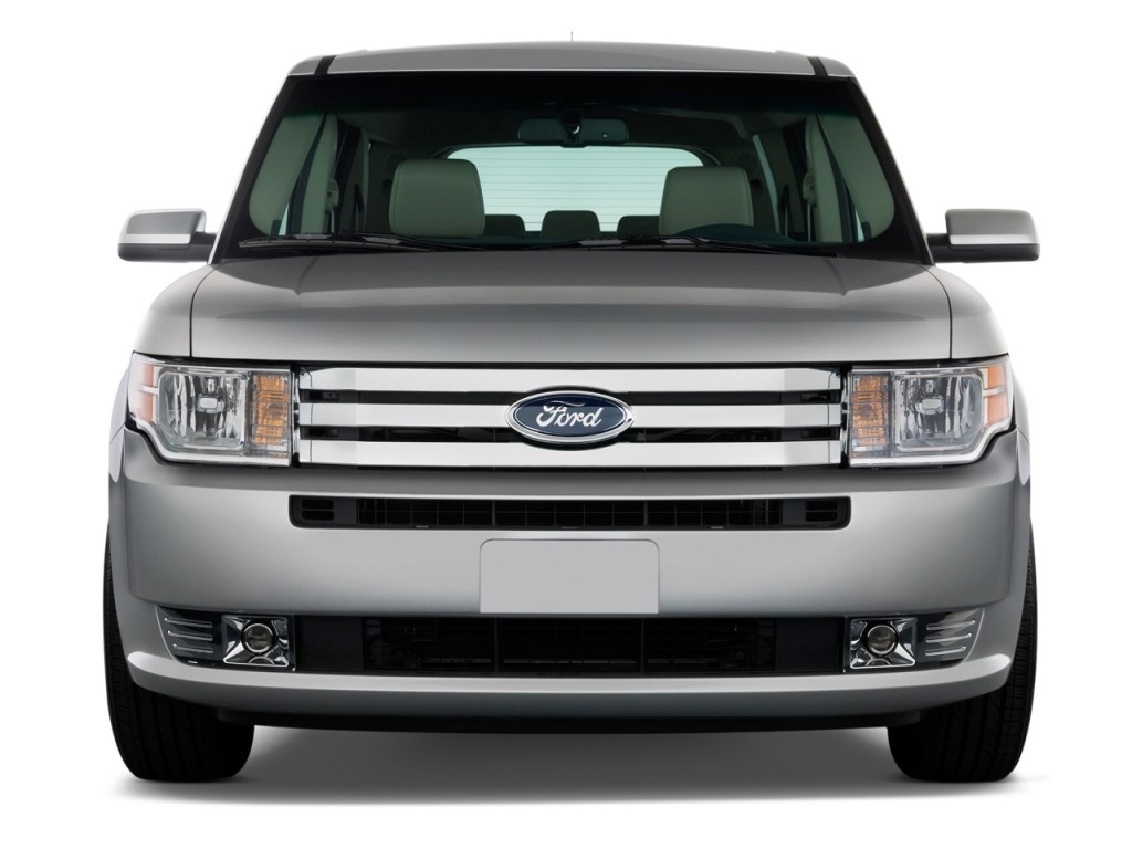 image 2011 ford flex 4 door sel fwd front exterior view. Black Bedroom Furniture Sets. Home Design Ideas