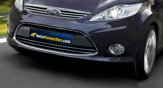 2011 Ford Focus Rendering