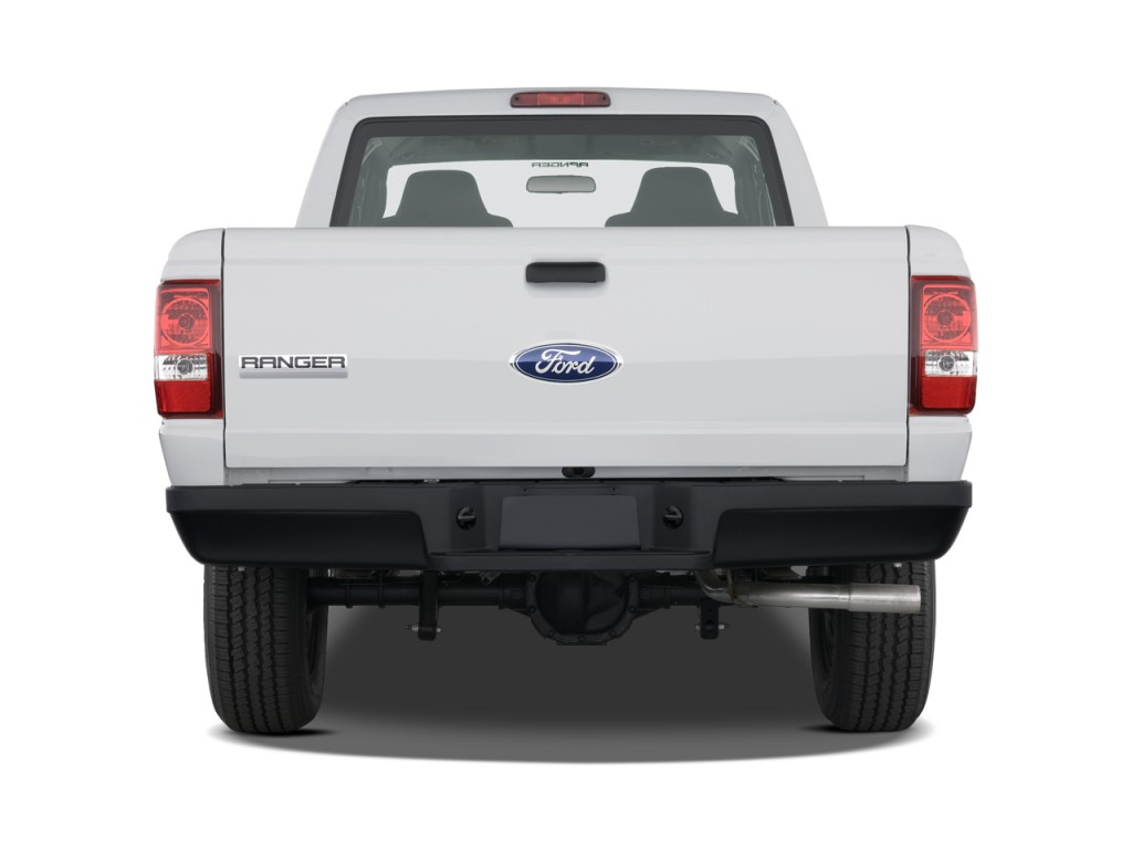 Image 2011 ford ranger 2wd 2 door supercab 126 xl rear for 1999 ford ranger rear window
