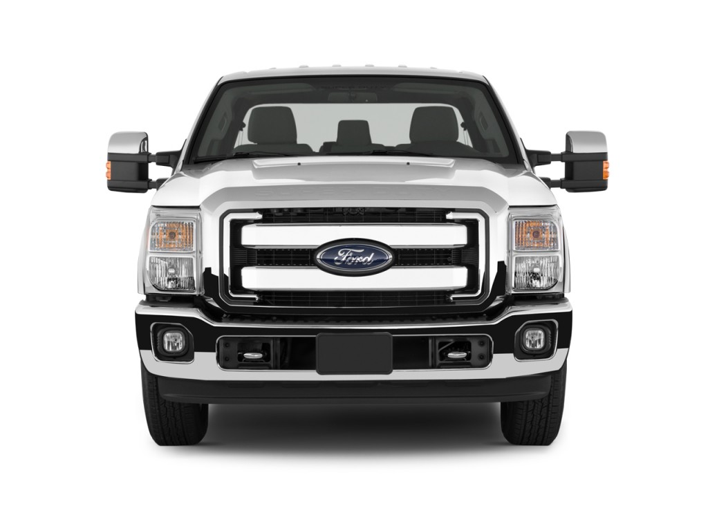 """2011 Ford Super Duty F-250 2WD Crew Cab 172"""" XLT Front Exterior View"""