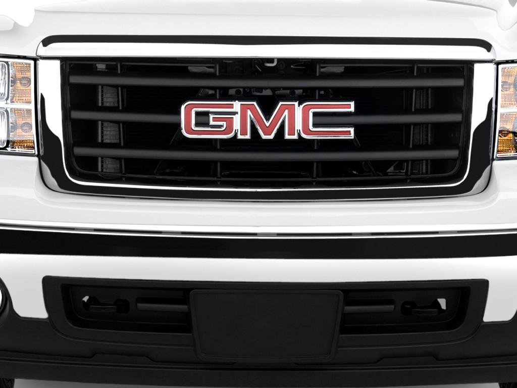 2011 GMC Sierra 1500 2WD Crew Cab 143.5