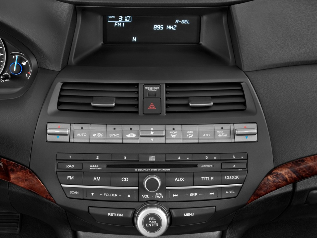 Image 2011 Honda Accord Crosstour 2wd 5dr Ex Audio System